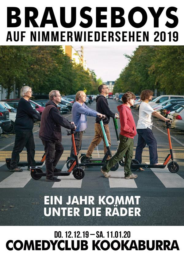 Brauseboys Auf Nimmerwiedersehen 2019